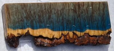 Live-edge lyptus' Burl Coast - Small  (4)