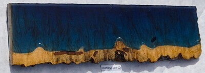 Live-edge lyptus' Burl Coast - Small  (6)