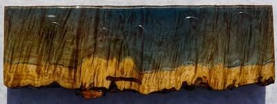 Live-edge lyptus' Burl Coast - Small  (20)