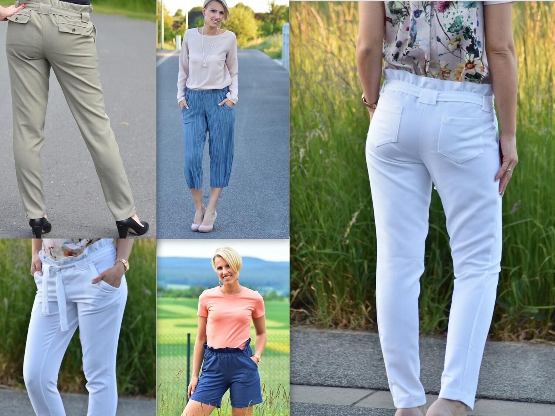 Ebook lange Hose, Culotte,Shorts ELIE Gr. 34-48