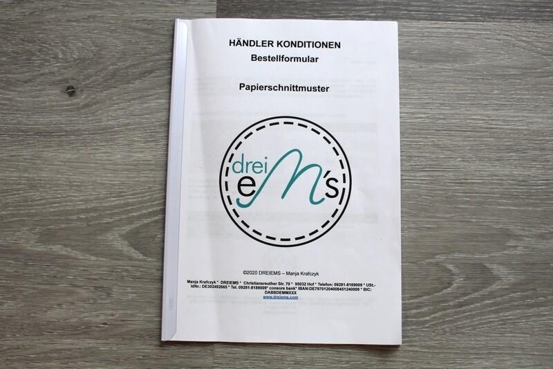 Händlermappe Konditionen / Bestellformular