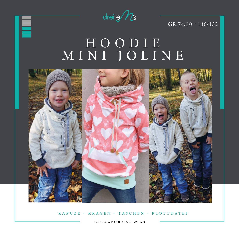 Ebook Hoodie mini JOLINE