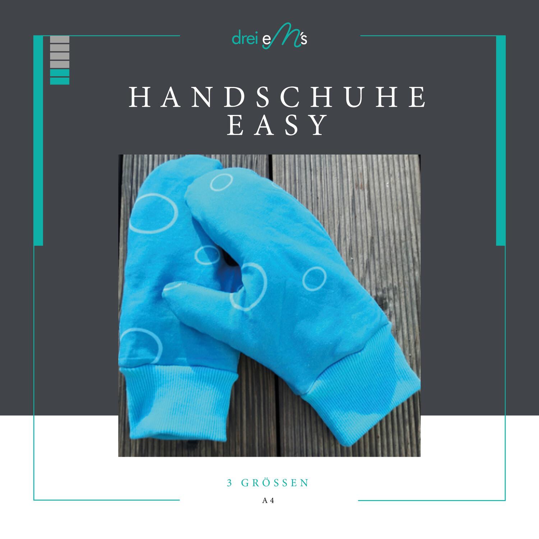 ebook Handschuhe EASY 3 Größen