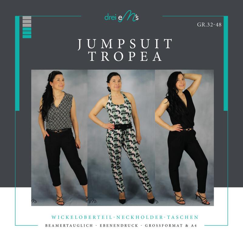 Ebook Jumpsuit TROPEA Gr. 32-48