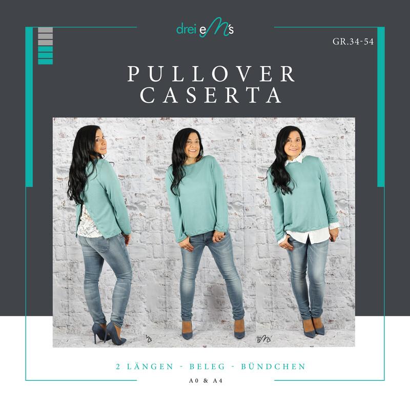 Ebook  Pullover CASERTA Gr. 32-56