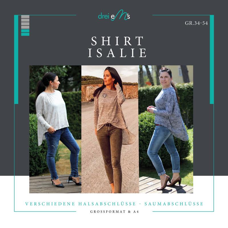 Ebook Shirt ISALIE 34-54