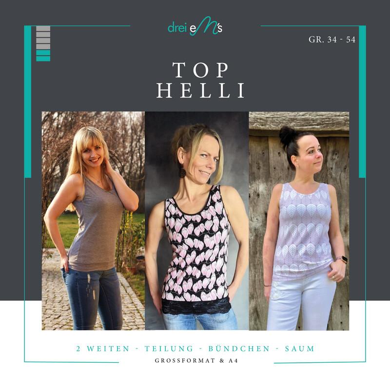 Ebook Top HELLI Gr. 34-54