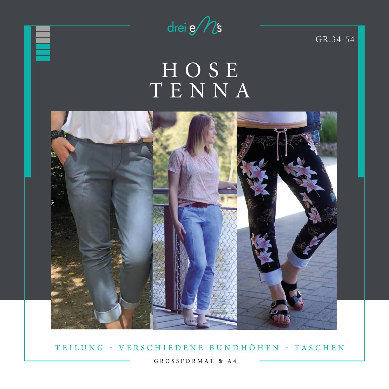 Ebook Hose TENNA Gr. 34-54