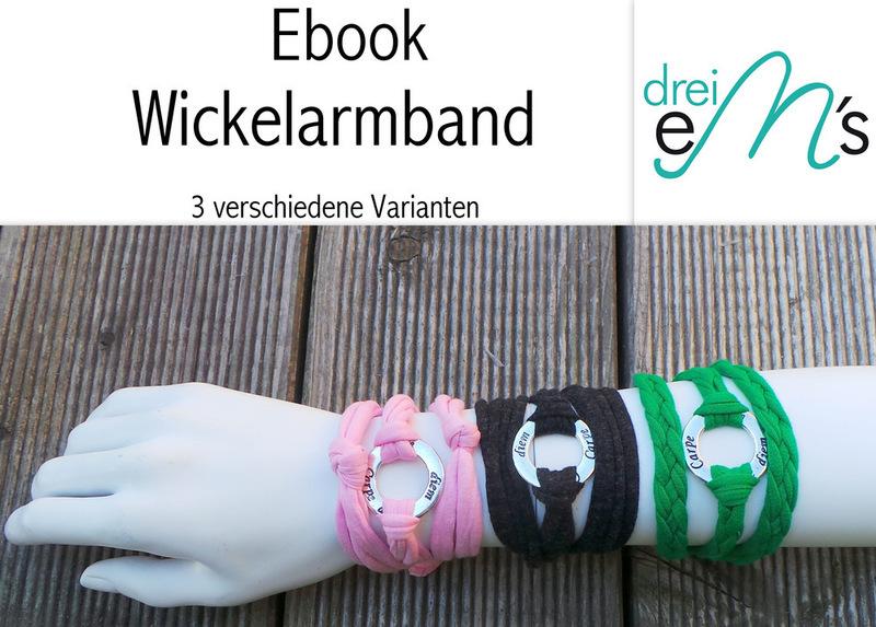 Ebook Wickelarmband 3 Varianten