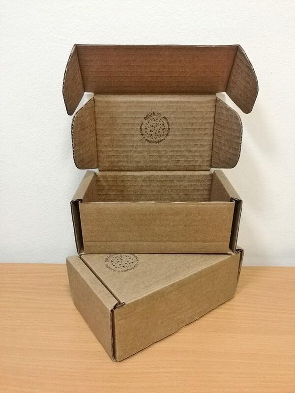 Короб картонный Micro