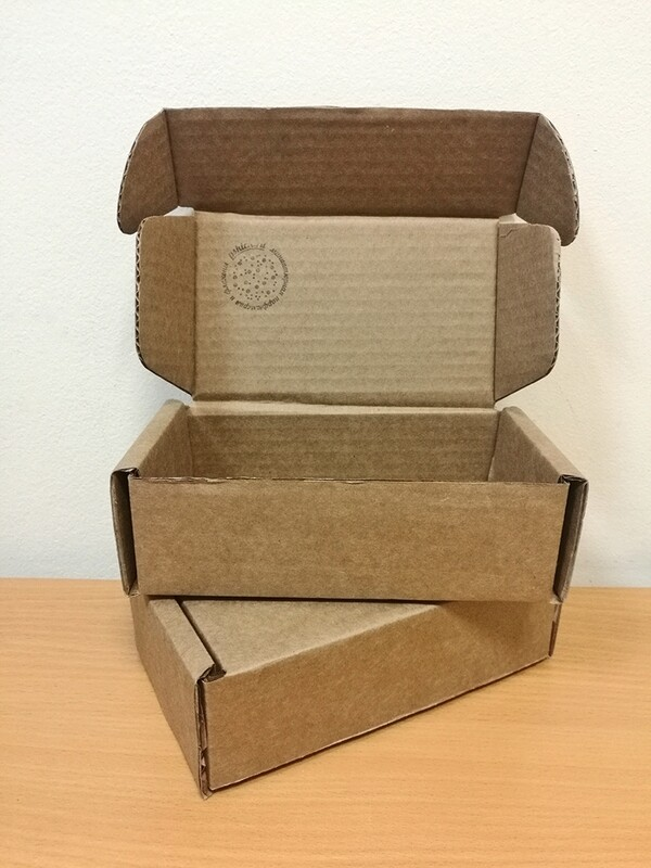 Короб картонный Mini