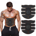 EMS Wireless Muscle Stimulator​ Smart Fitness Adbominal Training Device Electric Weight Body Slimming Belt /Unisex