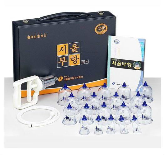Seoul Beauty & Medical Cupping Set