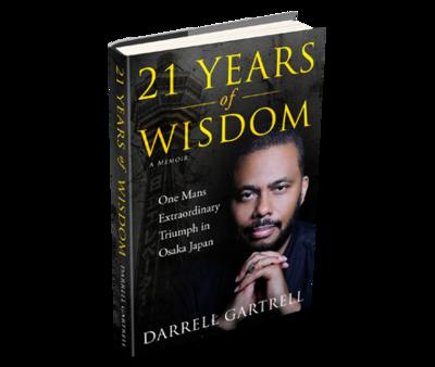 21 YEARS OF WISDOM (Heard cover)