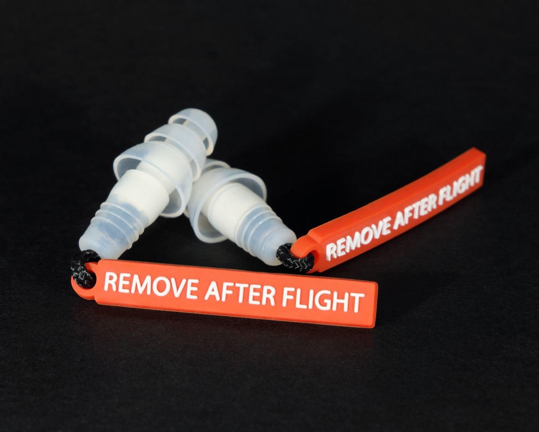 FLIGHT PLUGS - earplugs for flying
