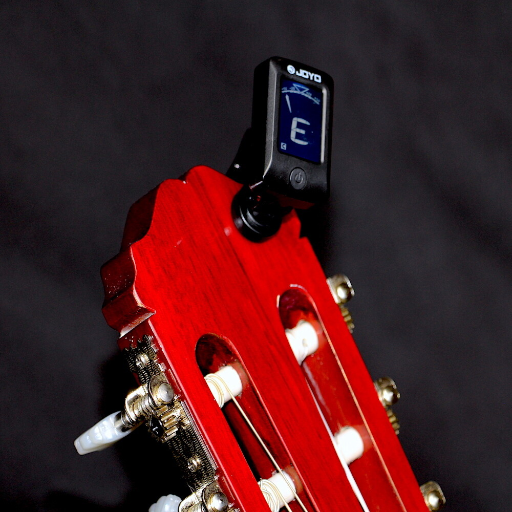 Guitar Tuner + Tune My Guitar Method Vid Series