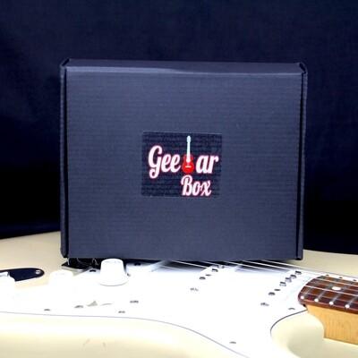 Geetar Box {Guitarist's Gift Box🎸} - Be a Guitar Gift Superstar!