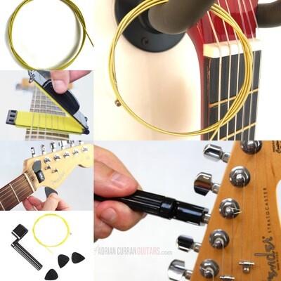 The Essential Guitar ReStringer Set
