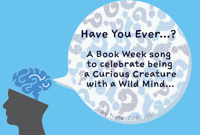 Have You Ever? Book Week 2020!