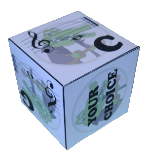 Composer Cubes!