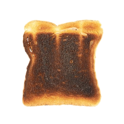 Ode To My Toaster (Burnt Toast!)