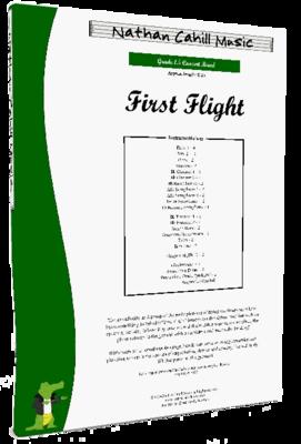 First Flight - Level 1.5 Concert Band