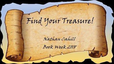 Find Your Treasure! Book Week 2018