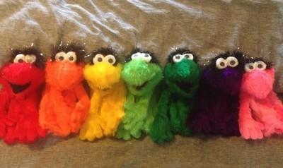 "The ""Toné Family"" Puppet (Set of 7)"