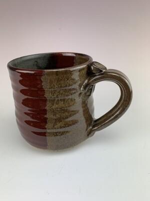 Mug Short Belly/Lava