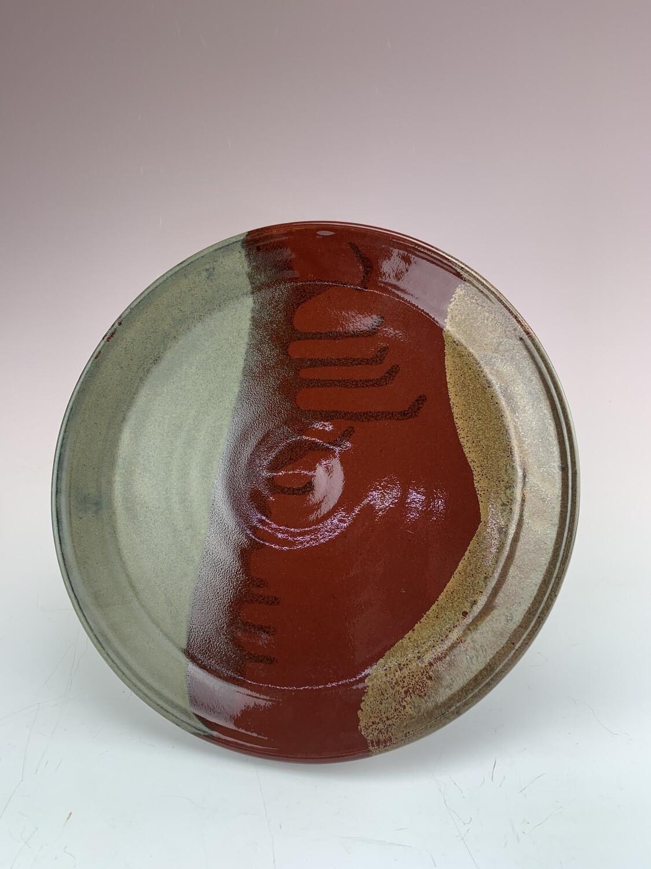 Dinner Plate/Lava