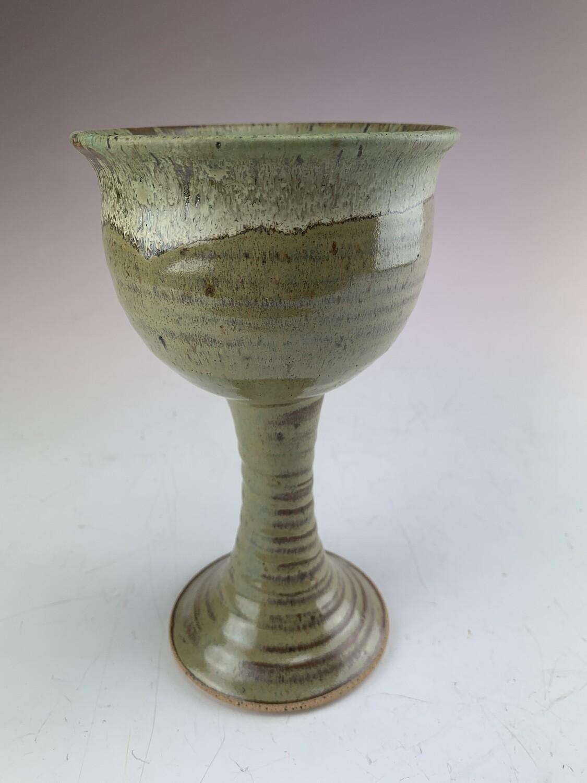 Wine Goblet/Mountain