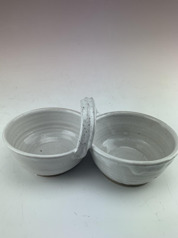 Condiment 2 Bowl/Farmhouse
