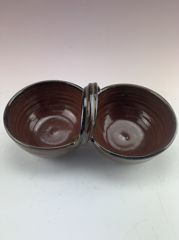 Condiment 2 Bowl/Hannah