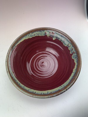 Serving Bowl/Candy Apple