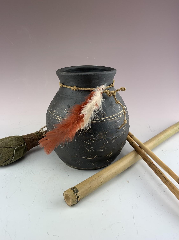 Cherokee Trible Pot 2/N Store
