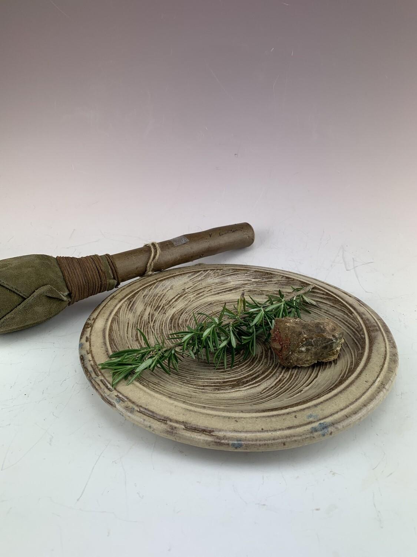 Cherokee Dinner Plate/Sand