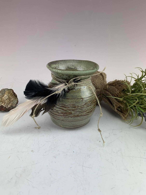 Cherokee Vase 35/Mountain