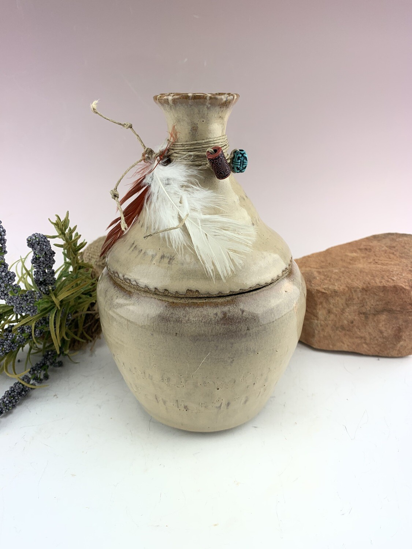 Cherokee Nut Jar/Sand