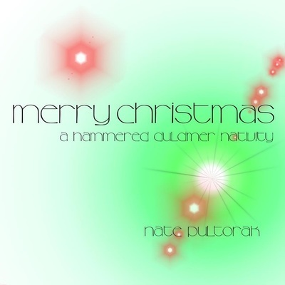 Merry Christmas: A Hammered Dulcimer Nativity