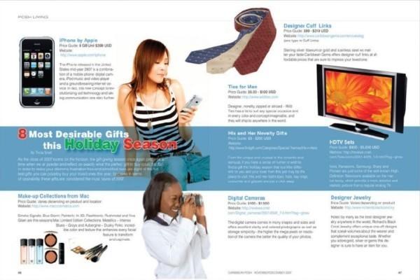 Magazine Features & Articles