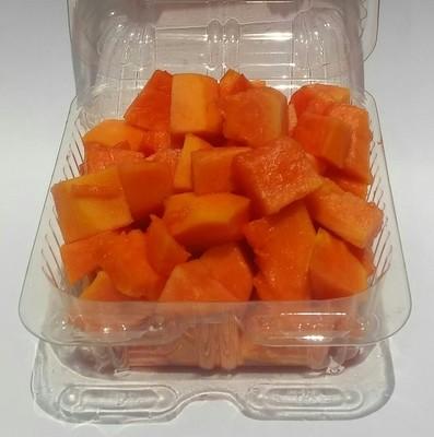 8 onz. De papaya.