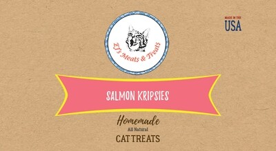 Salmon Krispies