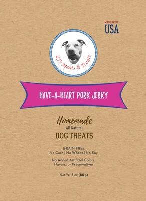 Have-A-Heart Pork Jerky