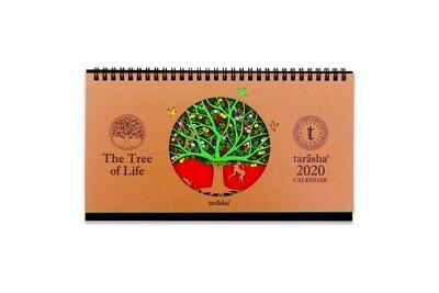'The Tree of Life' Calendar 2020