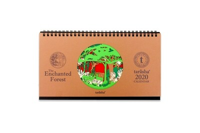 'The Enchanted Forest' Calendar 2020