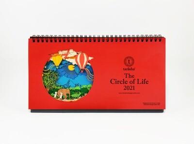 'The Circle of Life' Calendar 2021