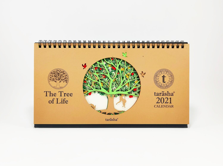 'The Tree of Life' Calendar 2021