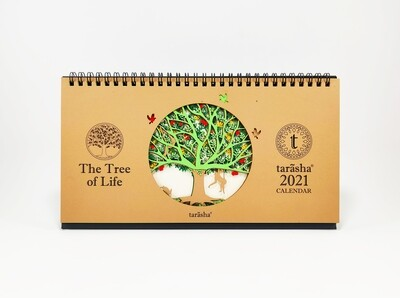 'The Tree of Life' Calendar 2021