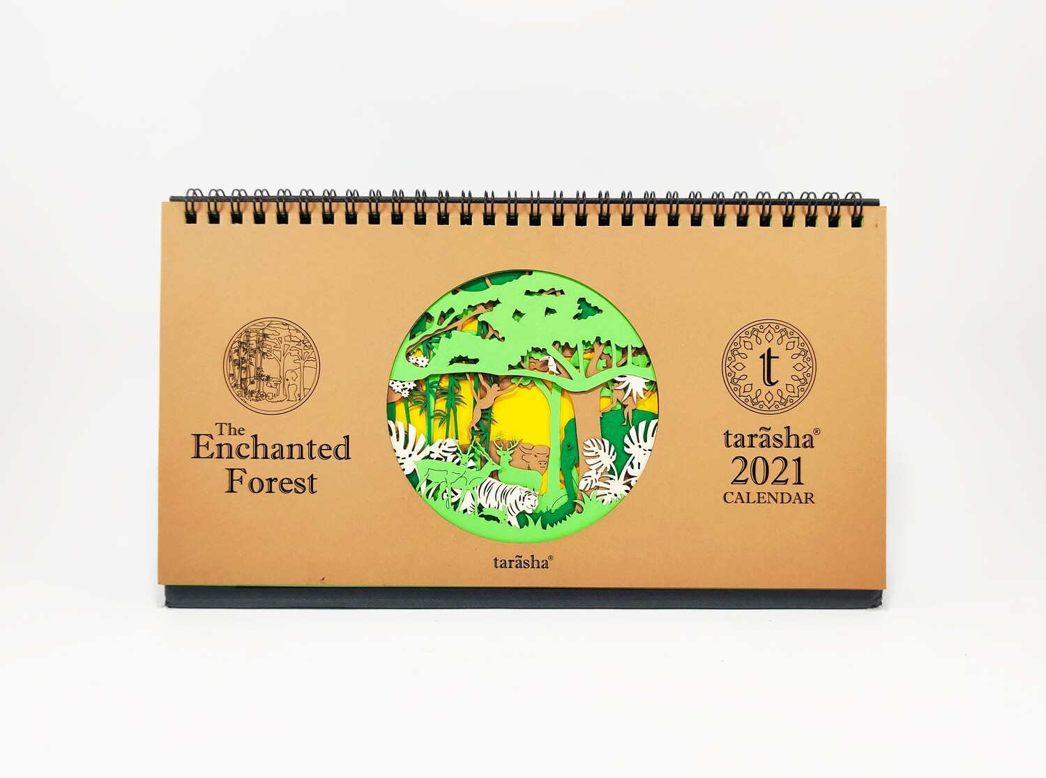 'The Enchanted Forest' Calendar 2021