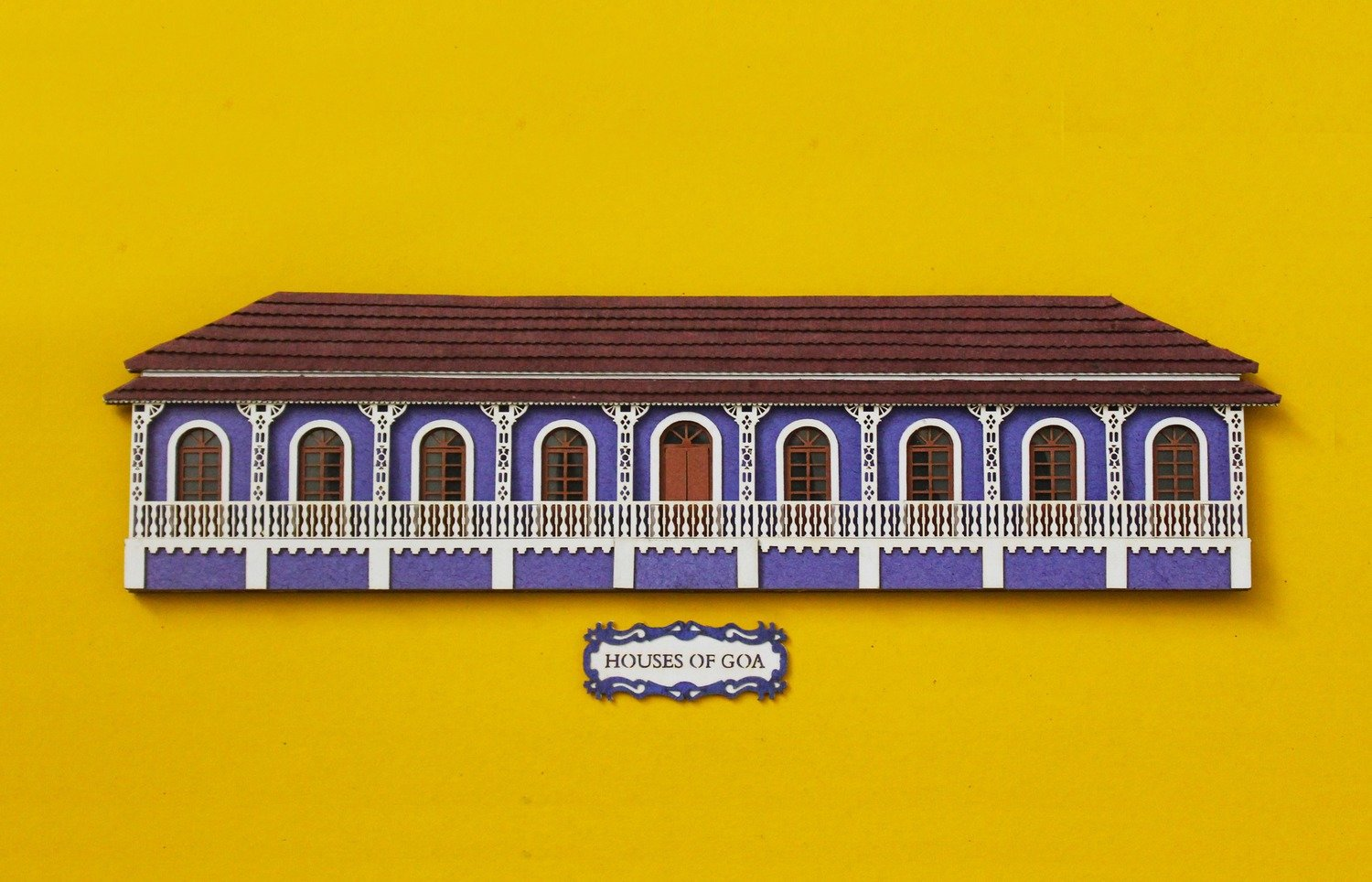 House in Margao